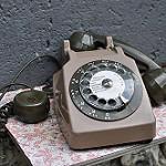 téléphone à cadran photo